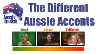 The Different Aussie Accents | Learn Australian English