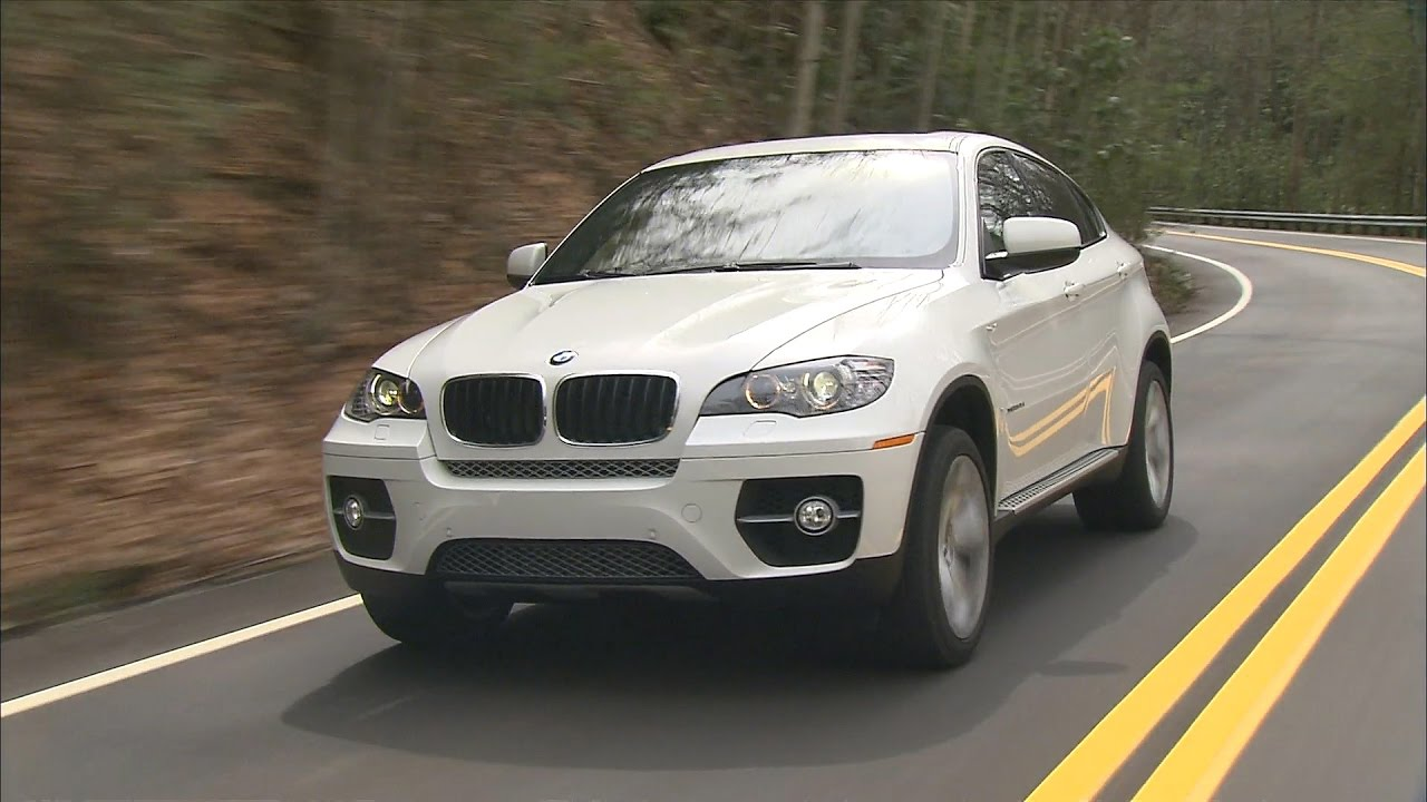 2009 bmw x6 xdrive35i driving interior exterior youtube. Black Bedroom Furniture Sets. Home Design Ideas