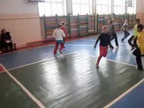 Подвижные игры с элементами баскетбола в начальной школе