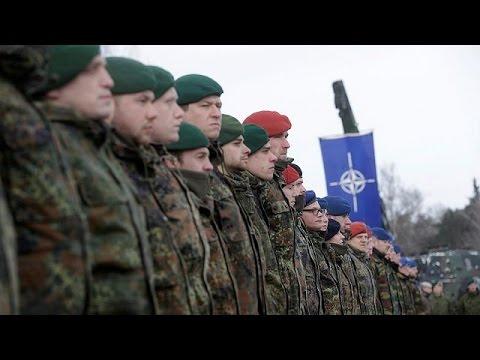 НАТО усиливает свое присутствие в Литве