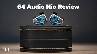 64 Audio Nio Review - A Basshead's Dream IEM?