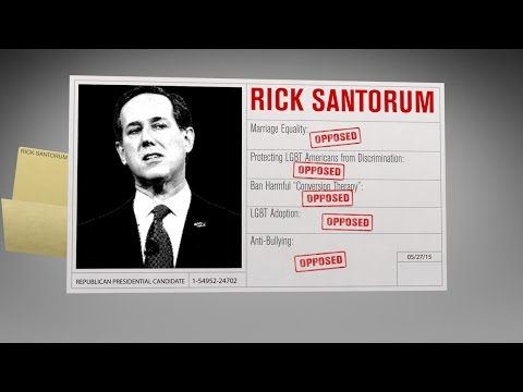 2016 Republican Facts: Rick Santorum
