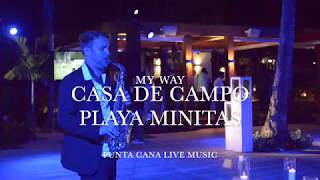 Casa de Campo, Playa Minitas, MY WAY