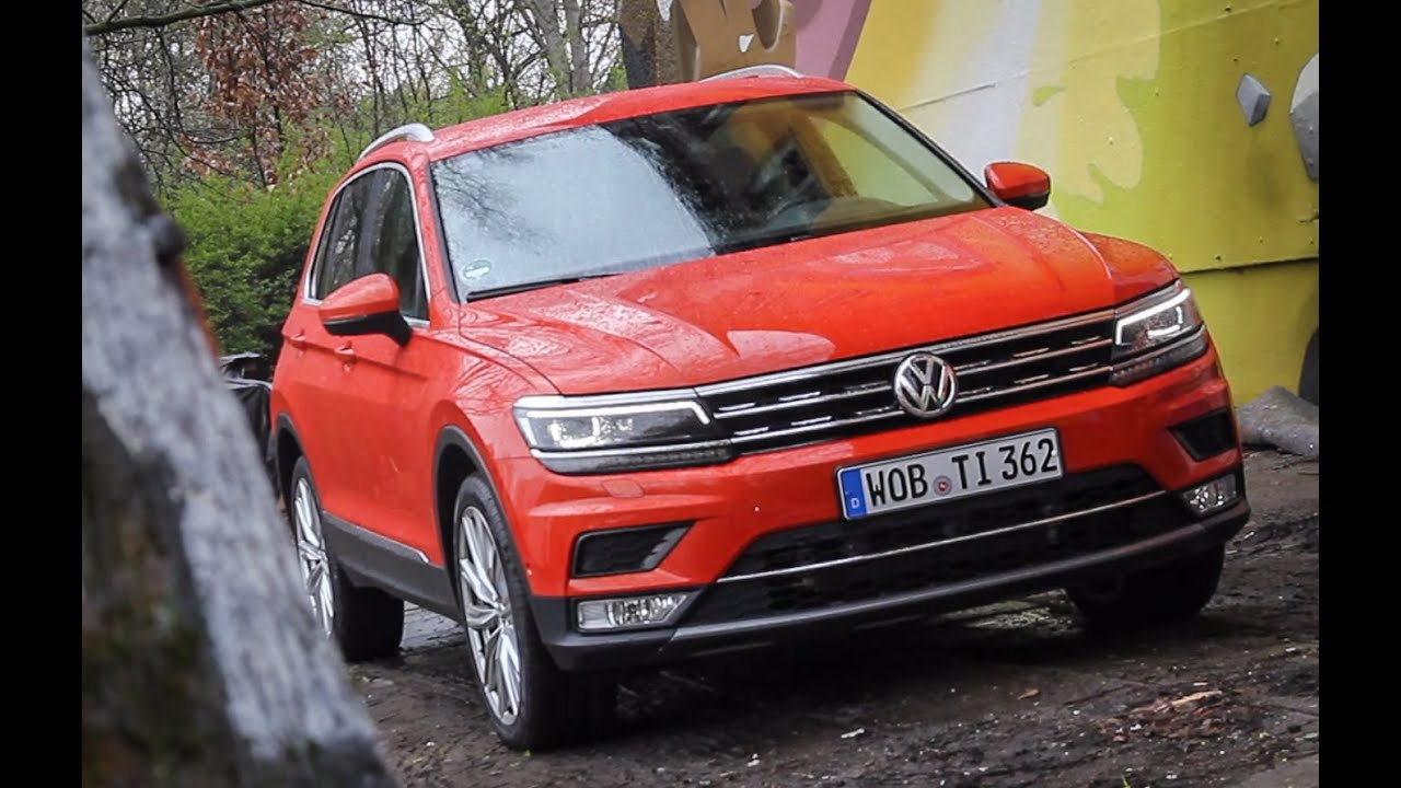 essai video nouveau volkswagen tiguan 2 2016 planete youtube. Black Bedroom Furniture Sets. Home Design Ideas