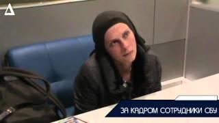 Диорама: Столярова общается с СБ Украины. 24.02.16