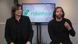 Robinhood founders: 10 Million Users | Mad Money | CNBC