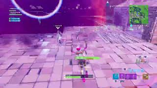 playing FORTNITE and researching the booty raft ball