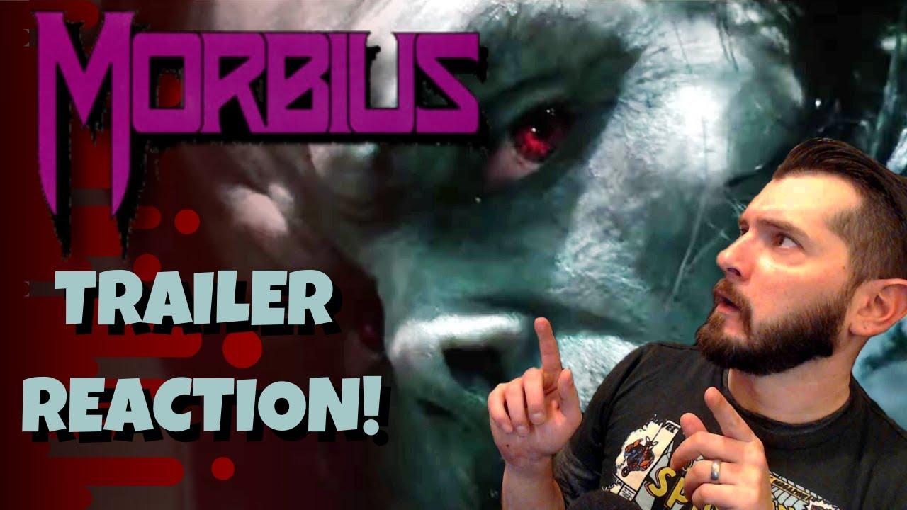 'Morbius' Teaser: Jared Leto Sinks Teeth Into Marvel Vampire Role