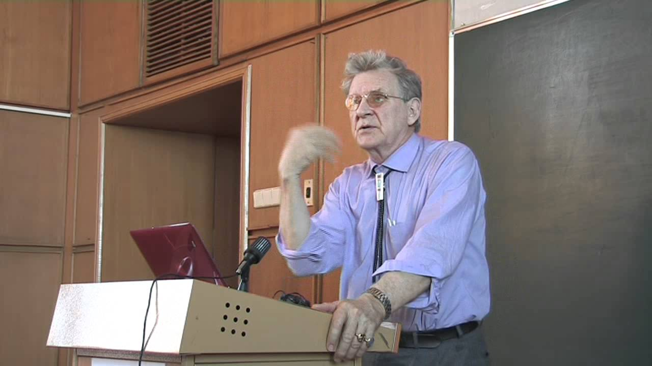 Robert Thurman_Civilizational Changes in the World, 2012_Moscow