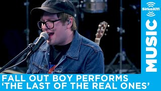 Fall Out Boy performs The Last of the Real Ones
