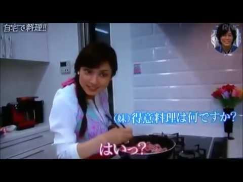 平愛梨って料理うますぎww長友が惚れる理由がわかる!!かわいすぎる