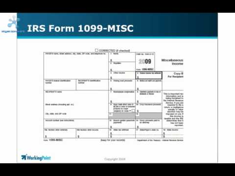 Time Saving Tax Preparation Tools In Workingpoint Small Business Accounting Software