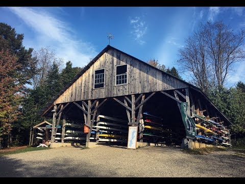 Craftsbury Foliage & Sculling Camp