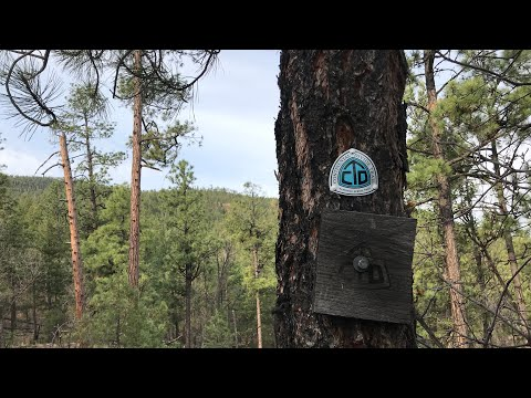 CDT 2018 Thru Hike ep. 5 Gila Route to Pie Town, NM