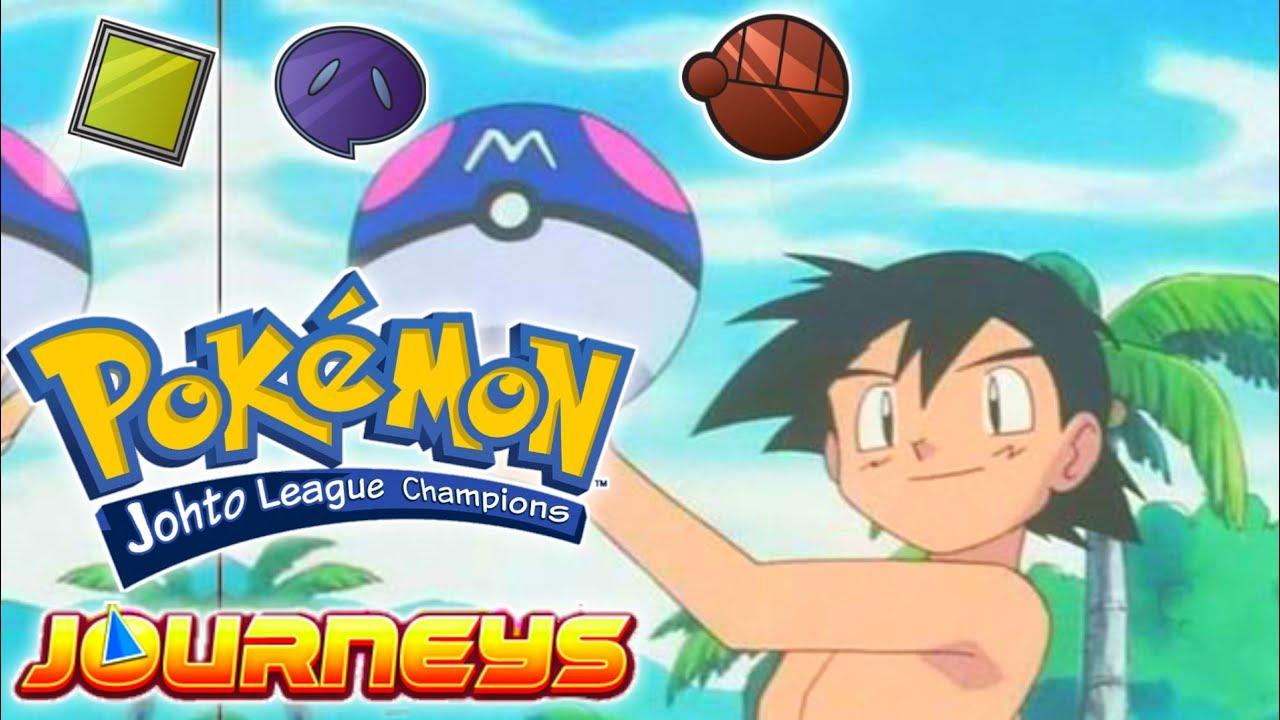 Johto Journey 2 (Timelines EP 05) Hindi || Pokemon Johto League Championship || PokeMV