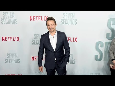 """David Lyons Netflix's """"Seven Seconds"""" Premiere"""