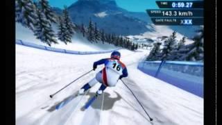 Winter Sports 2008 - Downhill
