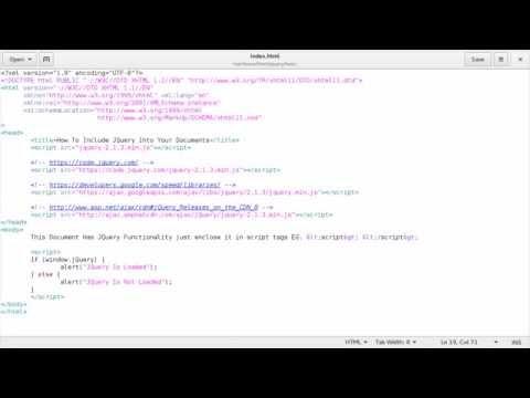 JQuery - How To Use A CDN