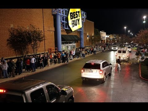 Black Friday Hunting (2018): Best Buy, Target, Walmart