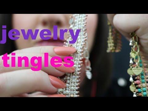 Binaural Jewelry Tapping & Tingles