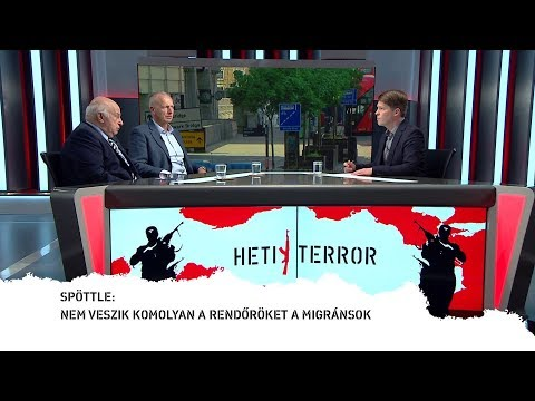 Heti terror 2019-03-11 - ECHO TV