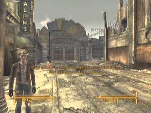 Lets Play Fallout New Vegas Part 43 Mick Ralphs C Finder