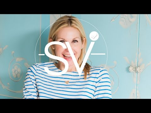 Kelly Rutherford discusses wellness. - YouTube