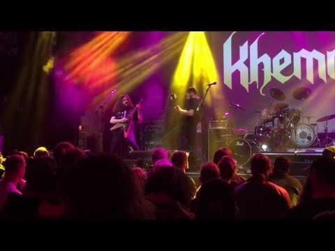 Khemmis - Candlelight - Decibel Metal & Beer Fest (April 23rd 2017) @ The Fillmore Philadelphia