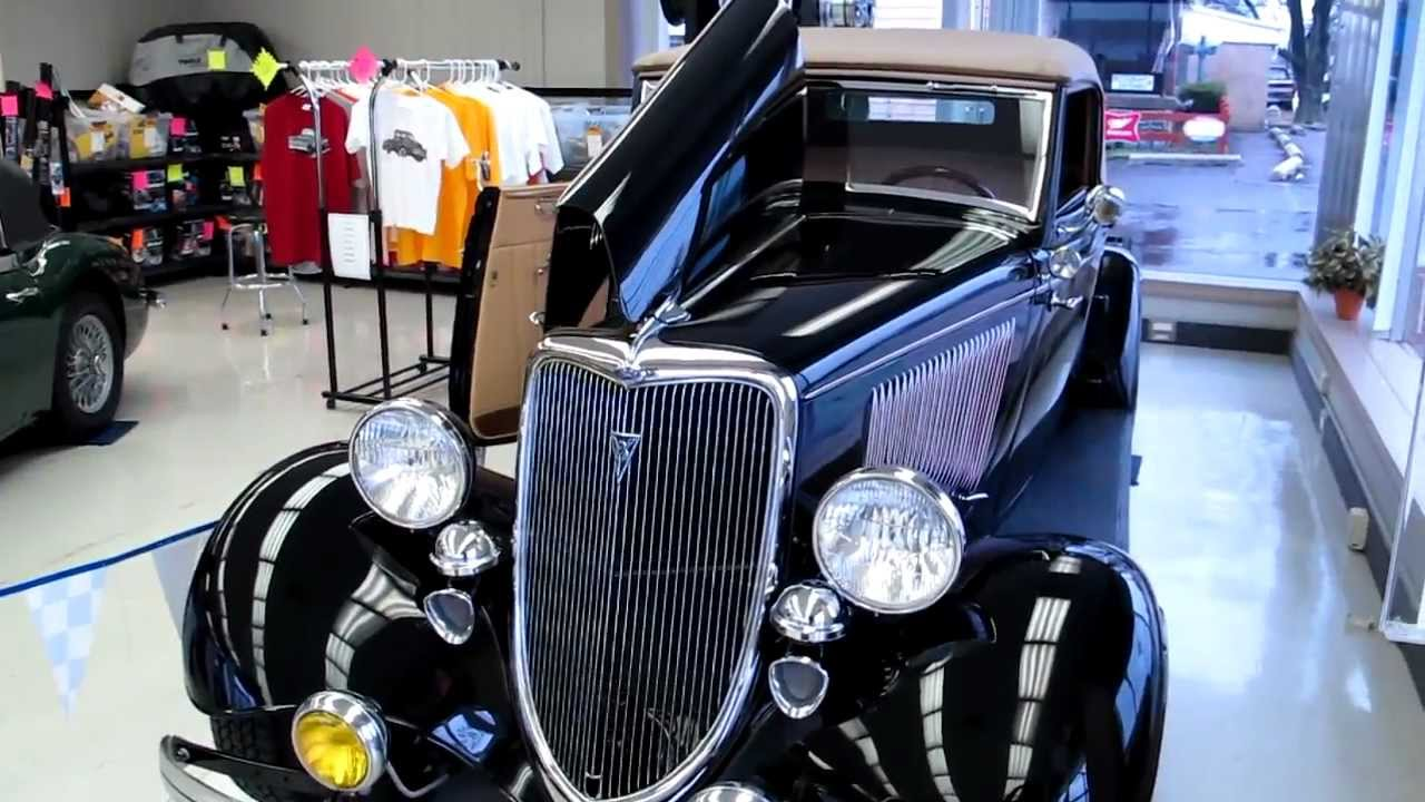 OLD FORGE MOTORCARS SHOWROOM - YouTube