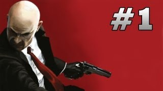 Hitman: Absolution Mission 1 - A Personal Contract - Silent Walkthrough / Playthrough
