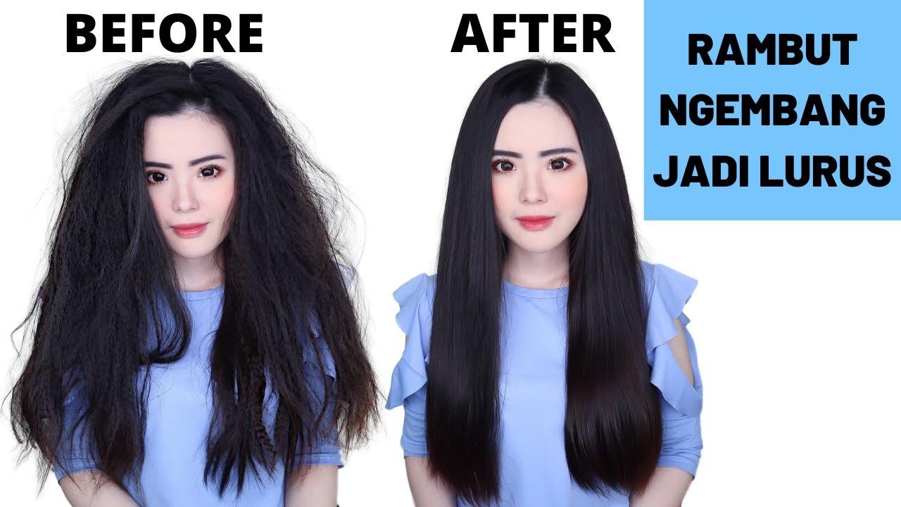 7 Cara Memanjangkan Rambut Dengan Cepat Alami Sudah Terbukti Youtube
