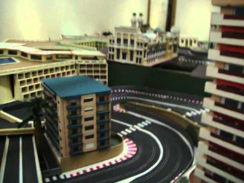 0 Apr Car >> Circuito MONACO Slot - Alberto Mario Ciliberto - YouTube