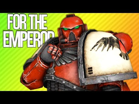 FOR THE EMPEROR | Warhammer 40k: Space Marine