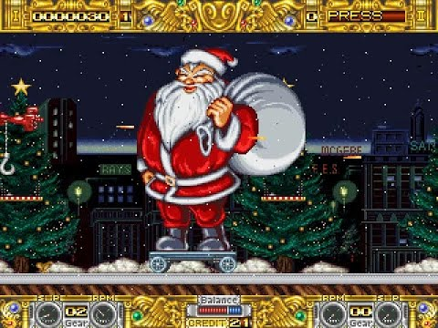 boogie wings merry christmas level mame arcade game digituba - Merry Christmas Games