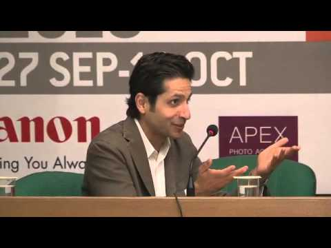 Delhi Photo Festival 2013 | Does Culture Need the Internet -- A panel discussion