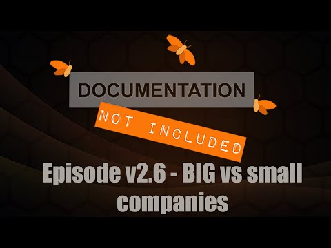 Episode v2.6: BIG vs small Companies
