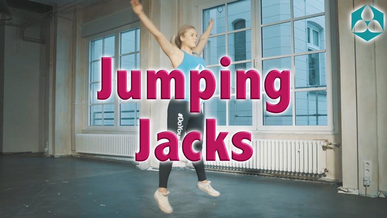 Jumping Jack Deutsch