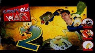 Console Wars - Earthworm Jim 2 - Super Nintendo vs Sega Genesis