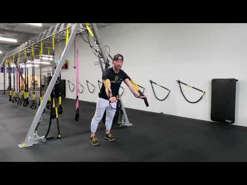 TRX Workout for ClimbersBeginners