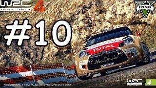 WRC 4 - Gameplay ITA - Carriera - Let