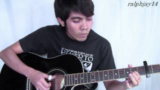 Kundiman - Silent Sanctuary (fingerstyle guitar cover)
