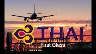 Thai Airways (I'm back!) | First Class | ROBLOX