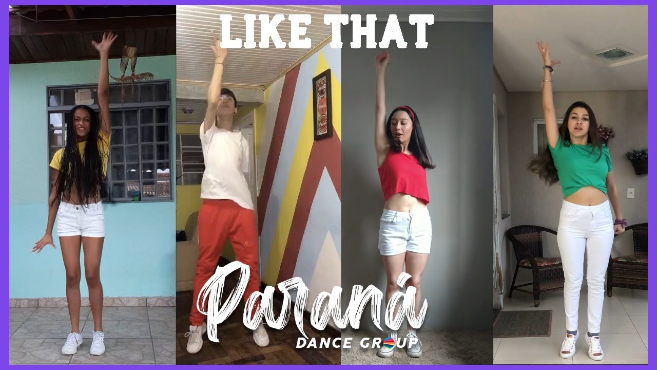 NOW UNITED- LIKE THAT (By Parana Dance Group)