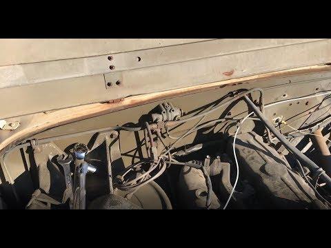 Repeat Multifuel Spin-on oil filter kit installation, LD