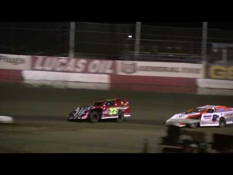 More Open Wheel Modified Feature Action   East Bay Raceway Park  32517