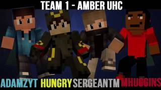 Minecraft Top Dogs UHC Intro - By: AdamzYT