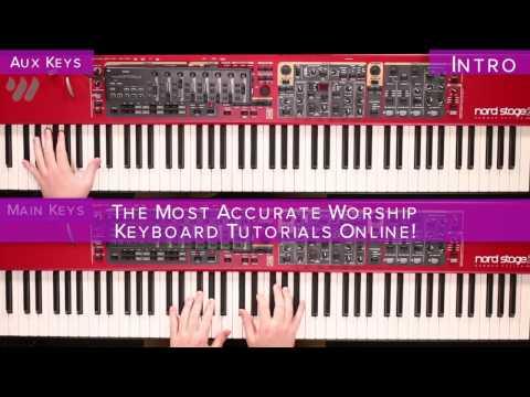 Come Holy Spirit - Vertical Church Band - Keyboard Tutorial