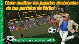 Cómo analizar y editar jugadas de fútbol [Fútbol formativo] [NNTT y fútbol]