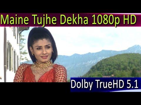 Maine Tujhe Dekha 1080p HD Akhiyon Se Goli Maare 2002