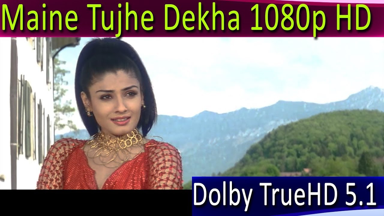 Download Maine Tujhe Dekha 1080p HD Akhiyon Se Goli Maare 2002